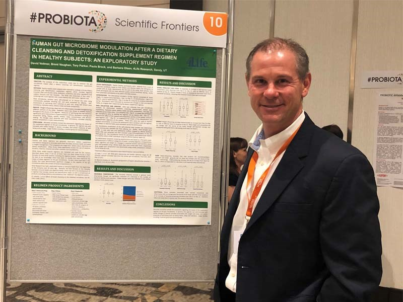 4Life Presents Scientific Research at Annual Conference