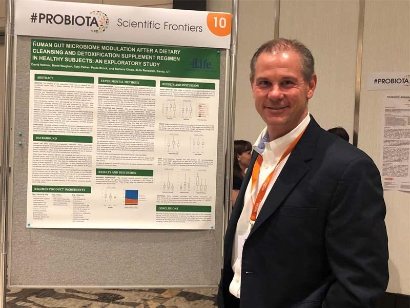 4Life presenta investigación científica en congreso anual