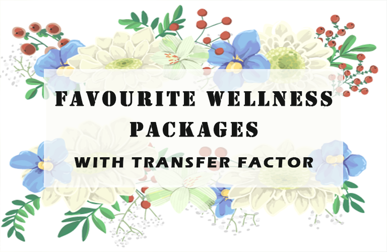 Favourite Wellness Packages With Transfer Factor