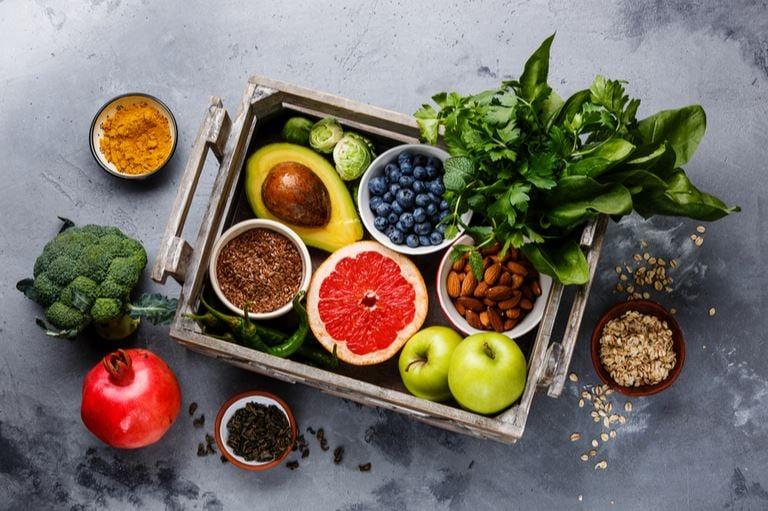 El poder de los antioxidantes