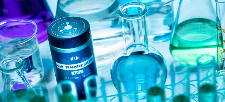 4Life Transfer Factor Plus Tri-Factor Formula