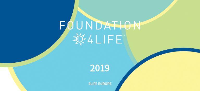Foundation 4Life™: Relazione sulle iniziative benefiche aziendali 2019