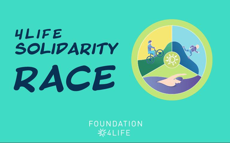 Carrera solidaria de 4Life