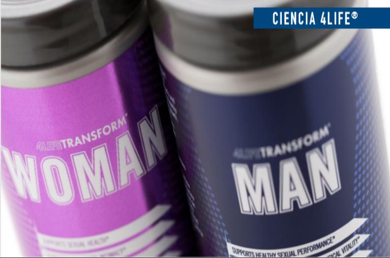 La Ciencia Detrás de 4LifeTransform® Hombre y 4LifeTransform® Mujer