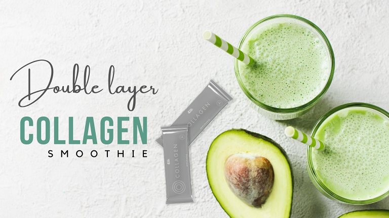 Double Layer Collagen Smoothie