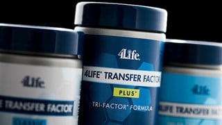 New 4Life Transfer Factor<sup>®</sup> study