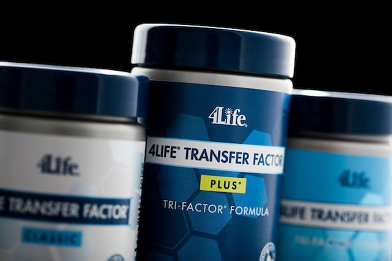 New 4Life Transfer Factor® study