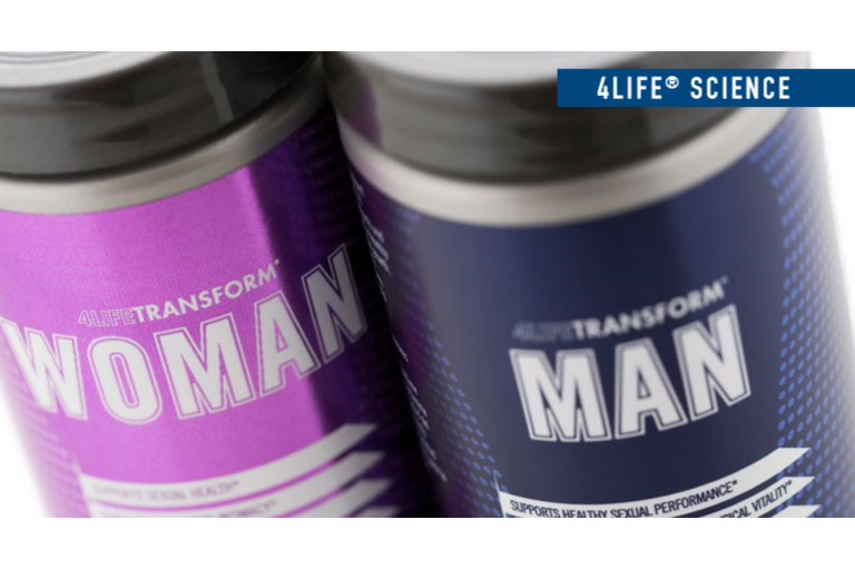 The Science Behind  4LifeTransform® Man and 4LifeTransform® Woman