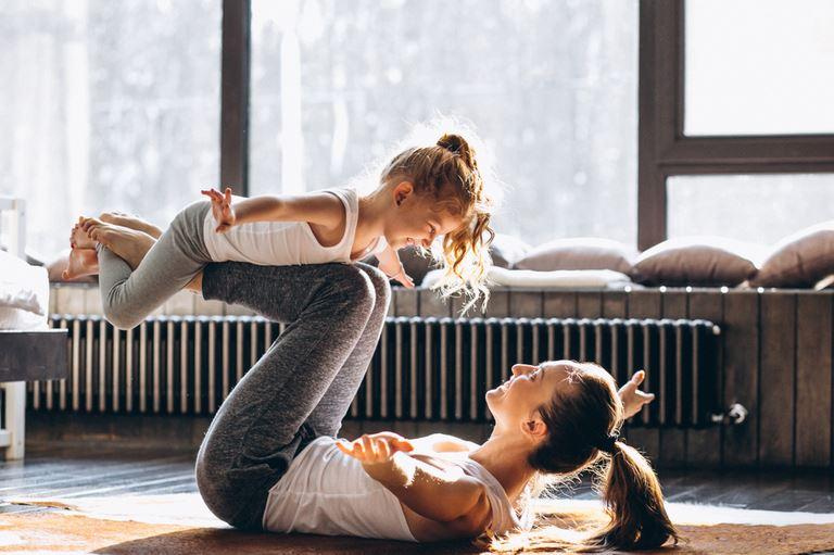 Dale equilibrio a tu cuerpo