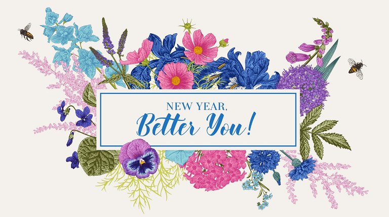 New Year, Better You!