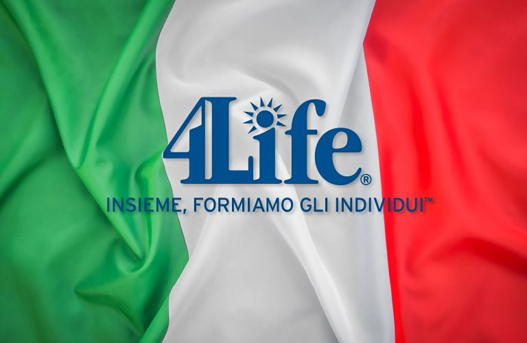 Novedades 4Life Italia
