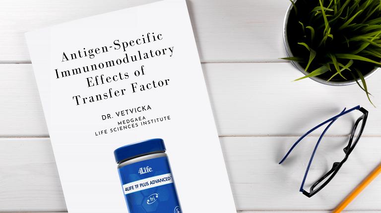 New 4Life Transfer Factor® study