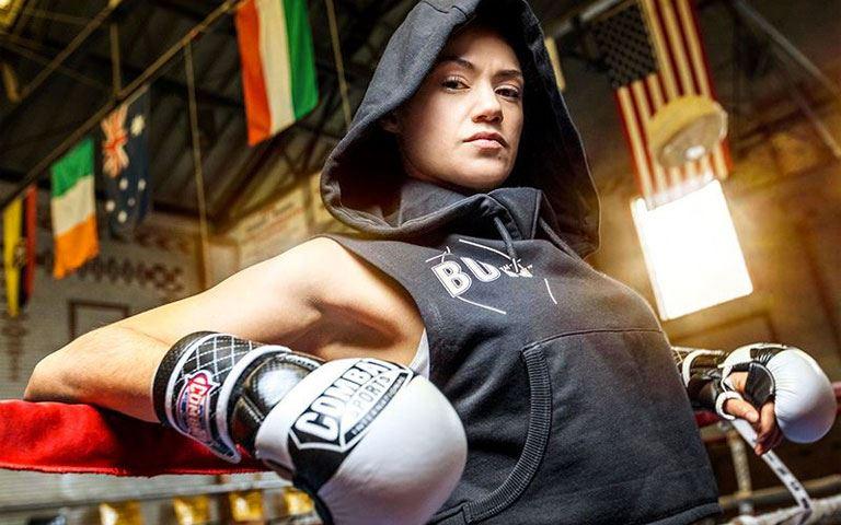 Train Like MMA Fighter Pearl Gonzalez