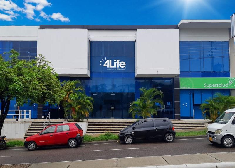 4Life Colombia abre nueva oficina