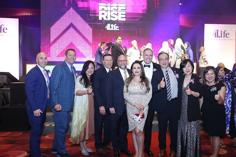 4Life Malaysia and Singapore Recognition Gala