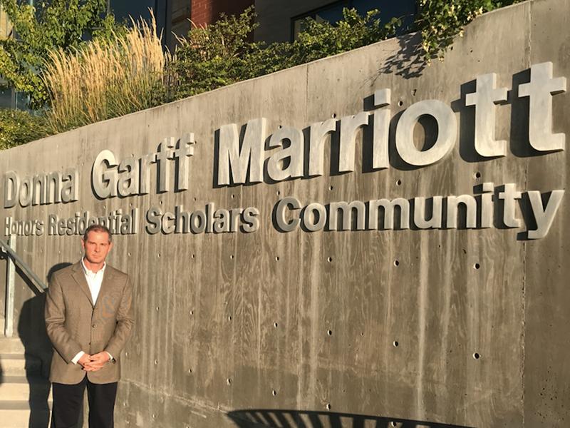 4Life en el Colegio de Honores de la Universidad de Utah