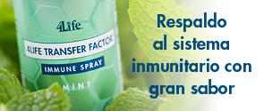 Transfer Factor Immune Spray- Mint (1.7 oz.)