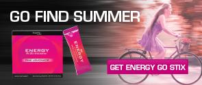 Energy Go Stix<sup>®</sup> Pink Lemonade