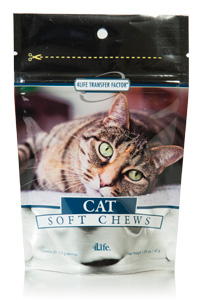 Transfer Factor Cat Soft Chew (single)