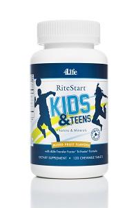 RiteStart® Niños & Adolescentes