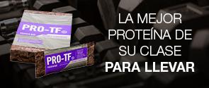 Pre-Sale PRO-TF Barra de proteína (10 pzs). $25.95 (15LP)