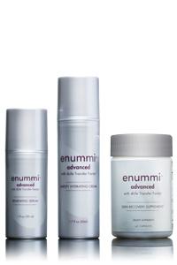 Sistema enummi™ advanced de cuidado de la piel