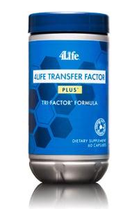 4Life<sup>®</sup> Transfer Factor Plus<sup>®</sup> Tri-Factor<sup>®</sup> Formula