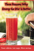 Energy Go Stix® Booklet