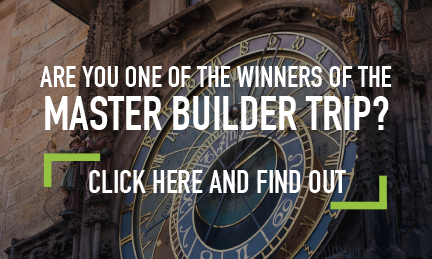 Master Builder Trip