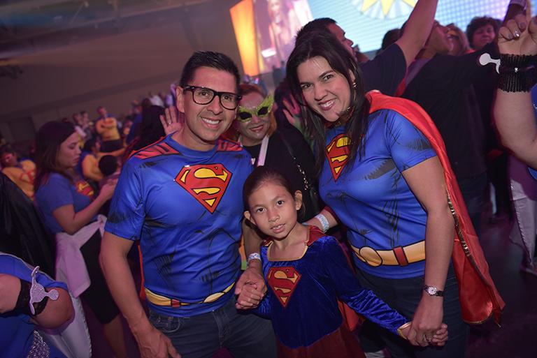 Superhero Closing Party