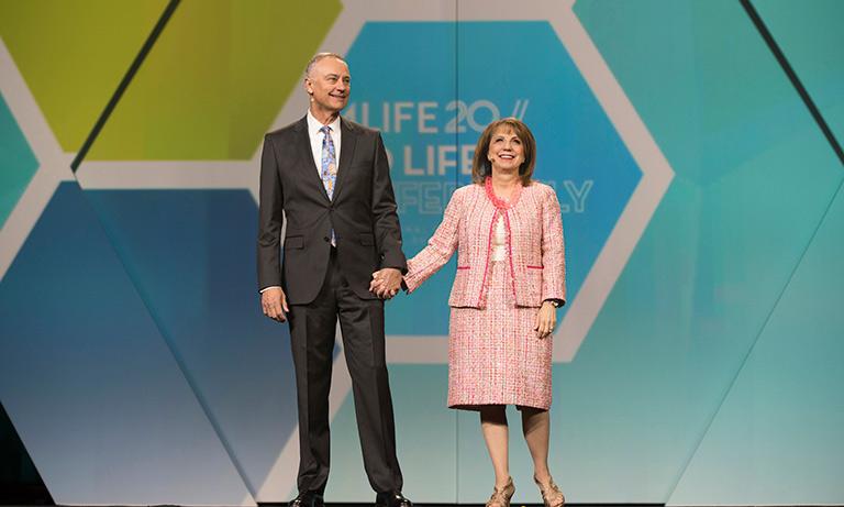 David and Bianca Lisonbee