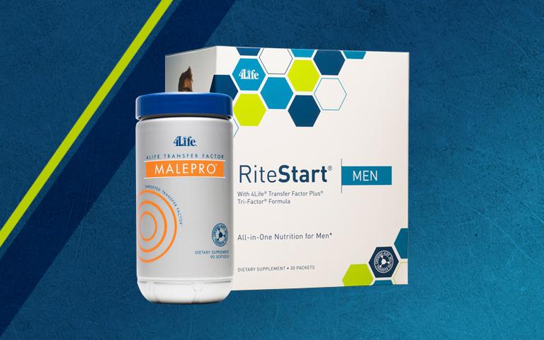 RiteStart Men and MalePro