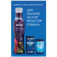 4Life Transfer Factor<sup>&reg;</sup> Tri-Factor<sup>&reg;</sup> Formula Q&A