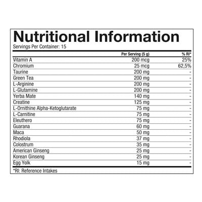 Energy-go-stix-tropical-nutritional-information