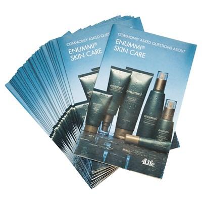 enummi Skin Care QA Brochure