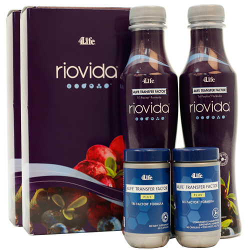 Foundation4Life RioVida Plus Pack