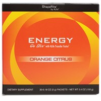 Energy Go Stix Naranja Cítrica
