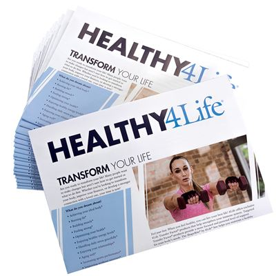 Healthy 4Life Newsletter