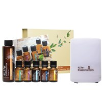 Essential Oils Kit With Diffuser