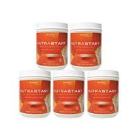NutraStart Vanilla 5 Pack