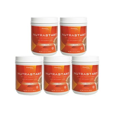 NutraStart 5 Pack Chocolate