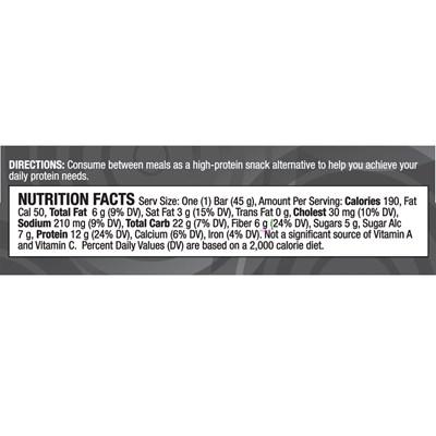 PRO-TF-Protein-Bar-ingredients