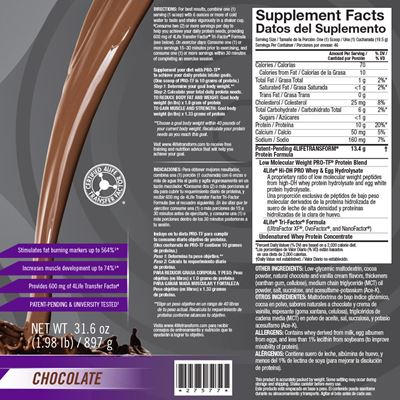 PRO-TF-Chocolate-ingredients