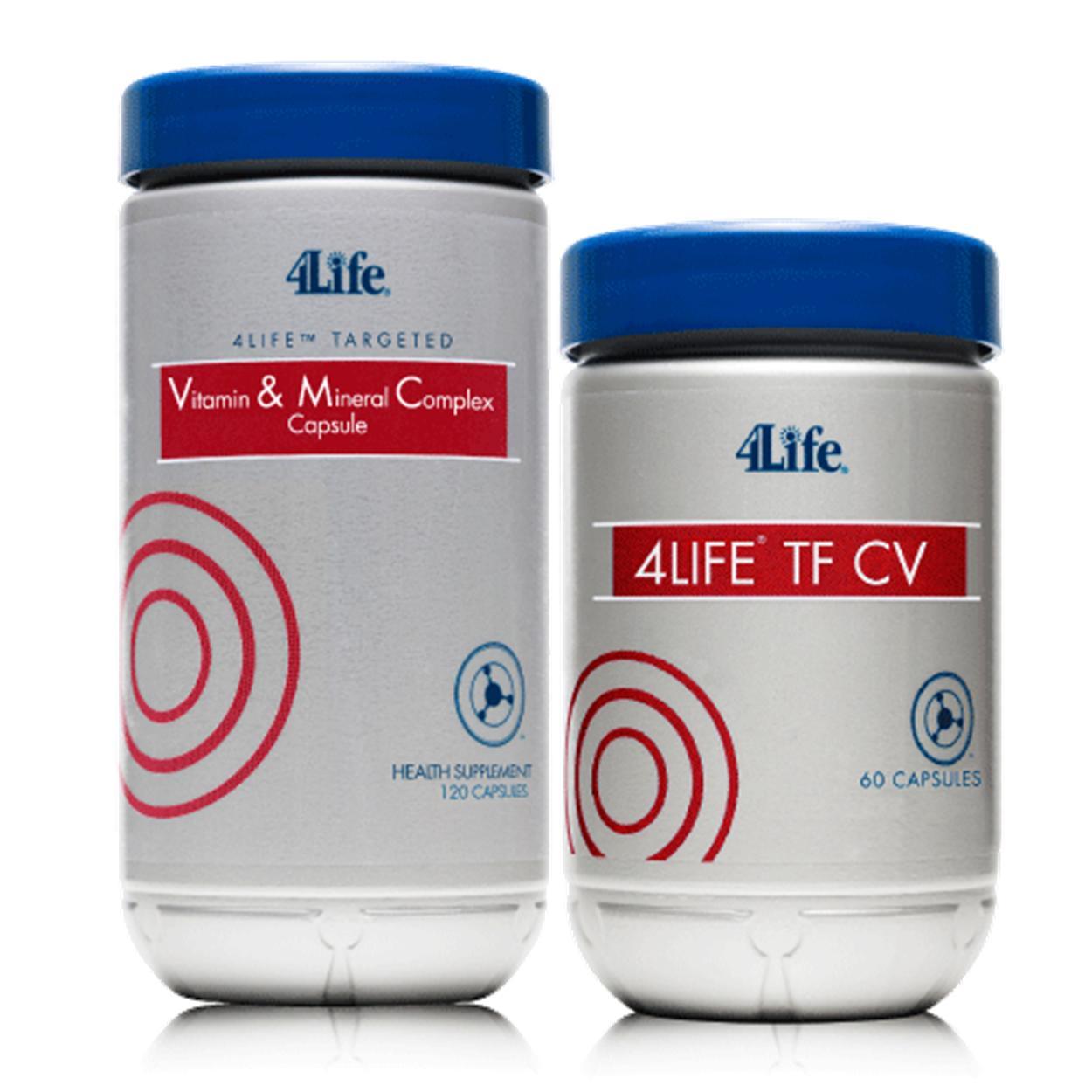 TF CV + Targeted Vitamin & Mineral Complex