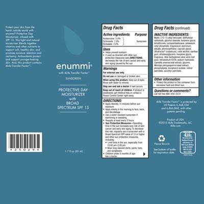 enummi-Protective-Day-Moisturizer-ingredients
