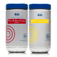 TF Glucoach + Targeted Vitamin & Mineral Complex