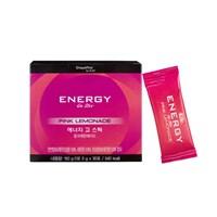 에너지 고스틱 핑크레몬에이드 (Energy GoStix Pink Lemonade)