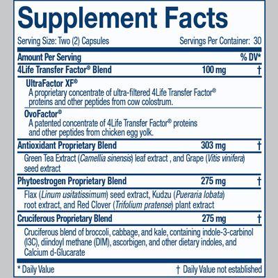 Belle Vie Nutrition Facts