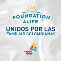 Donación Foundation 4Life