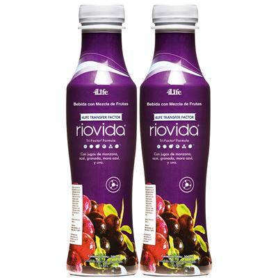 RioVida 2 bottles